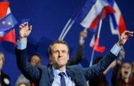 نتائج أولية غير رسمية تظهر تصدر ماكرون الجولة الأولى من الانتخابات الرئاسية الفرنسية