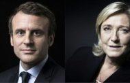 الانتخابات الفرنسية: ماكرون ولوبان إلى الجولة الثانية