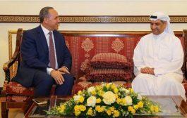 حاكم الفجيرة يستقبل وزير الثقافة الجزائري