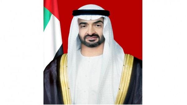 محمد بن زايد يعزي الرئيس المصري هاتفياً في ضحايا التفجيرين الإرهابيين