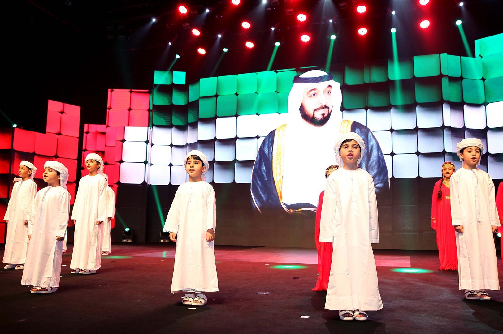 نهيان بن مبارك : أولمبياد الضباط واجهة حضارية للدولة