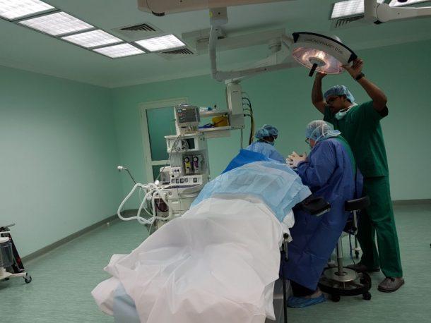 تدشين وحدة عمليات اليوم الواحد في مستشفى مسافي