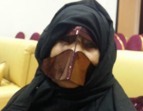 تسعينية تسعى لحفظ القرآن بمركز وديمة بنت زايد