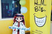 جامعة عجمان فرع الفجيرة تنظم فعالية توعوية بصحة الأسنان