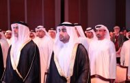 راشد الشرقي يشهد حفل تكريم جائزة الشيخ زايد للكتاب