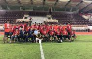 نادي الفجيرة يشيد بنتائج فرق الشباب والناشئين لكرة القدم