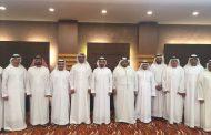مكتوم الشرقي وأحمد آل ثاني يحضران اجتماعا تنسيقيا