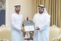 محمد بن حمد الشرقي يشهد افتتاح مؤتمر الفجيرة الأول للآثار