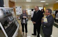 انطلاق المؤتمر العلمي التاسع لبحوث الطلبة بجامعة عجمان مقر الفجيرة