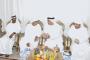 رئيس الدولة ونائبه ومحمد بن زايد يعزون خادم الحرمين بوفاة مشعل بن عبدالعزيز