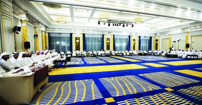 42 مجلساً لـ «الداخلية» تنشر الإيجابية في رمضان