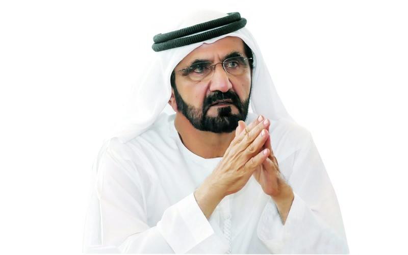 محمد بن راشد يشهد إنجاز فرسان الامارات في سباق كأس ويندسور الملكي للقدرة