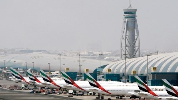 مطار دبي يواصل صدارته العالمية