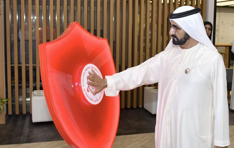 محمد بن راشد: أطلقنا خطة دبي الاستراتيجية للأمن المعلوماتي