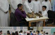 تفوق إماراتي بارز في افتتاح دولية الفجيرة للشطرنج