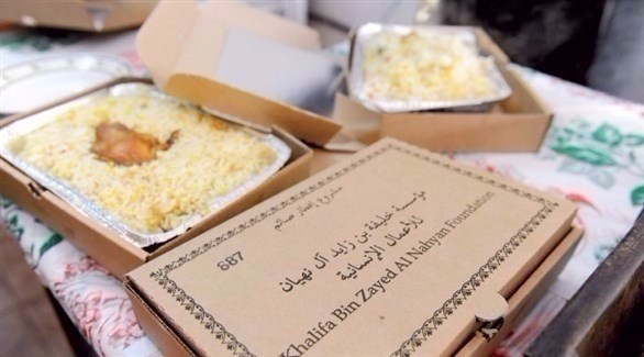 1.7 مليون وجبة إفطار من 542 أسرة مواطنة في رمضان