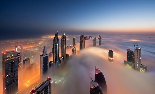 دبي ضمن أفضل مدن العالم ابتكاراً لحلول ظاهرة التغير المناخي