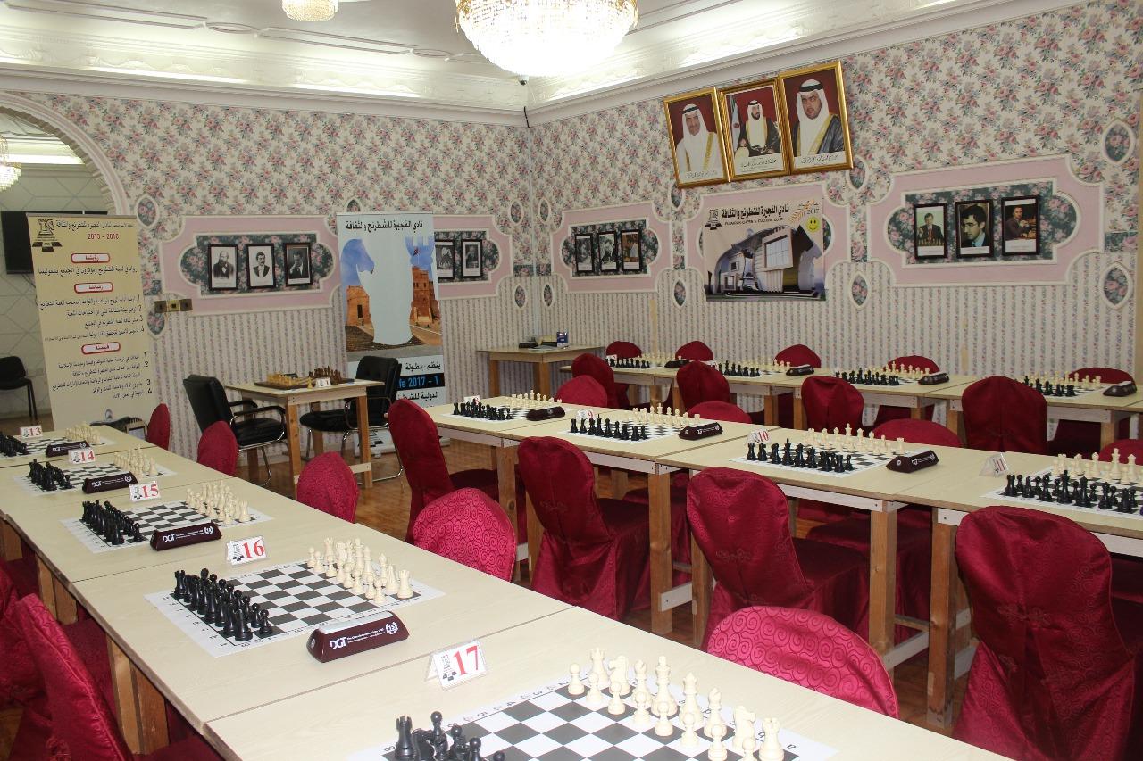 دولية الفجيرة للشطرنج تنطلق الخميس بمشاركة النخبة
