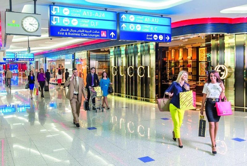 54.5 مليون مسافر عبر مطارات الدولة في 5 أشهر