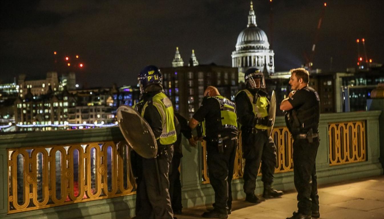 الإمارات تدين الجرائم الإرهابية في لندن