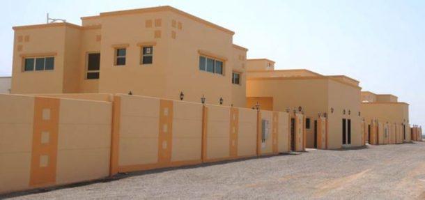 مدير بلدية الفجيرة يتفقد مشروع مدينة محمد بن زايد