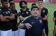 مارادونا: نريد بناء فريق قوي قادر على مواجهة جميع الفرق بالدولة
