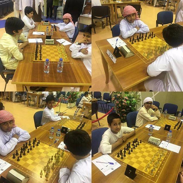 ابتكار عالمي فريد لنادي الفجيرة للشطرنج والثقافة