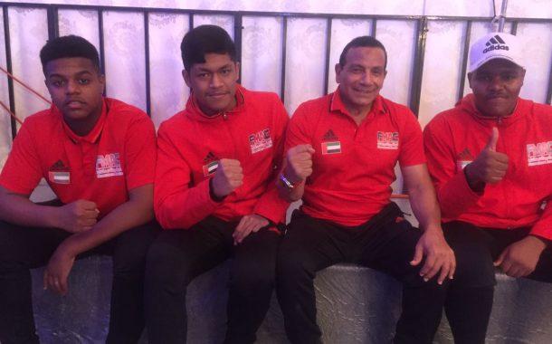 دعوة اثنين من ملاكمي الفجيرة للمشاركة في بطولة آسيا بالفلبين