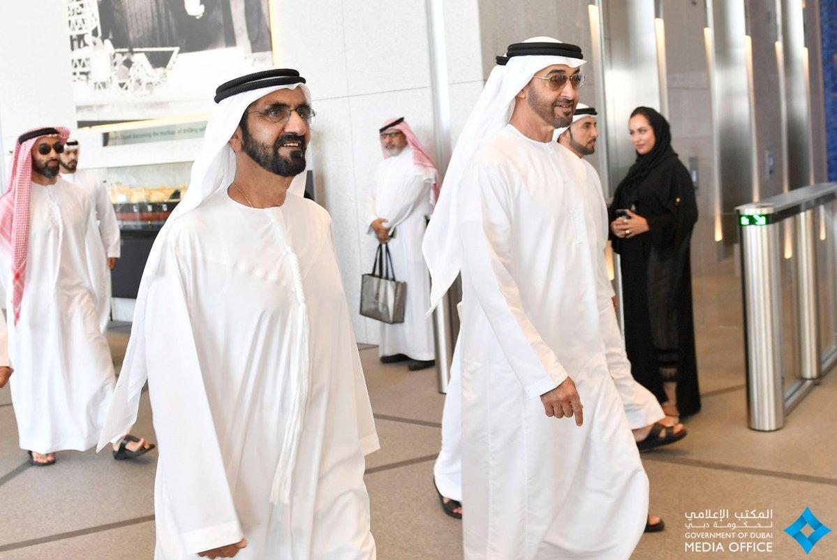 محمد بن راشد: الإمارات ماضية في استشراف المستقبل وبناء الإنسان