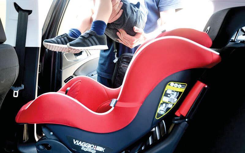 مواصفات جديدة لتأمين مقاعد الأطفال