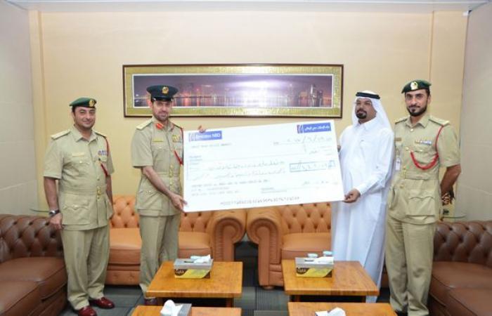 أسرة مواطنة تتبرع بـ 1.4 مليون درهم لنزلاء المؤسسات العقابية