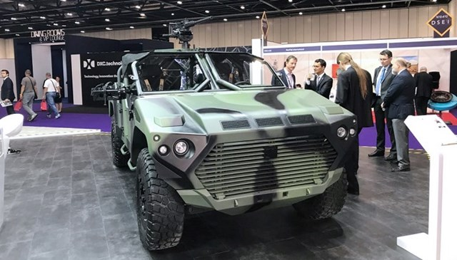 الإمارات تشارك في معرض الدفاع والأمن الدولي بلندن