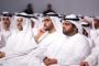 حاكم الفجيرة يقدم واجب العزاء في وفاة أحمد محمد الدلي
