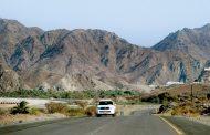 رحلات الطرق البرية في دولة الإمارات