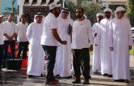 محمد بن راشد يشهد افتتاح موسم سباقات القدرة