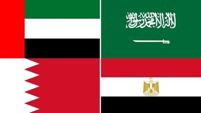 الدول الداعية لمكافحة الإرهاب تؤكد أهمية التصدي لخطاب الكراهية الذي ترعاه قطر