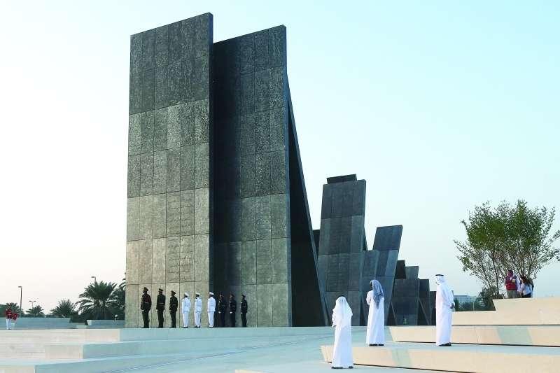 واحة الكرامة في أبوظبي تنال جائزة فن العمارة الأميركية