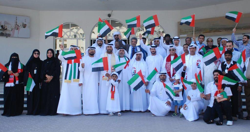بلدية دبا: الاحتفال بيوم العلم هو تجديد للولاء والانتماء لدولة الإمارات