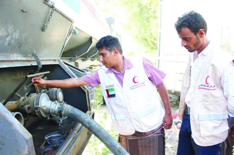 الإمارات تواصل دعم قطاع الكهرباء في اليمن
