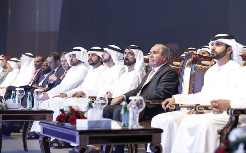 محمد بن راشد يرعى افتتاح قمة المعرفة في دورتها الرابعة