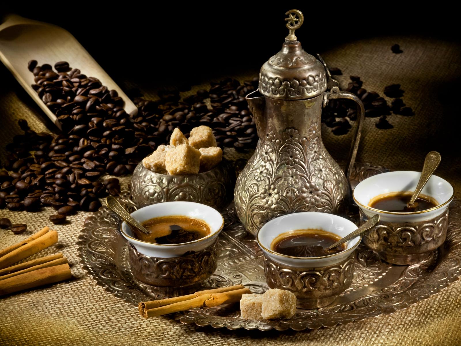 طريقة إعداد القهوة العربية وفوائدها