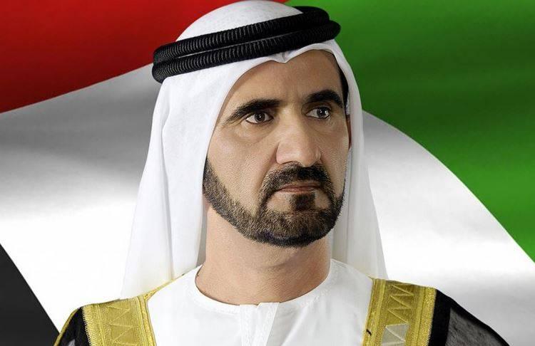 محمد بن راشد: دولة الإمارات وسلطنة عُمان أخوة وصداقة نسعد بنهضتهم ونشاركهم أفراحهم