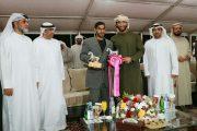 عبد الله الشرقي يشهد فعاليات