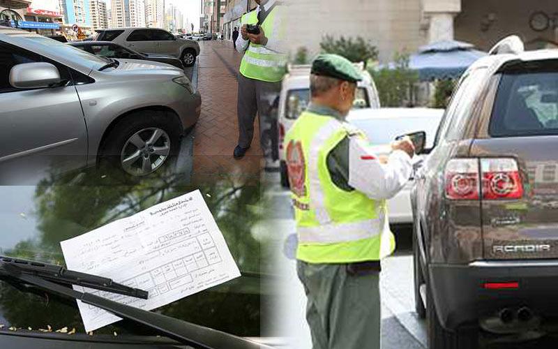 شرطة دبي تخفض المخالفات المرورية وبدل حجز المركبات 50%