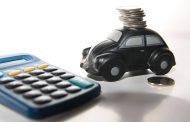 رسوم قروض السيارات