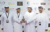 محمد الشرقي يُكرّم الفائزين في بطولة الفجيرة الدولية لمحترفي الجوجيتسو