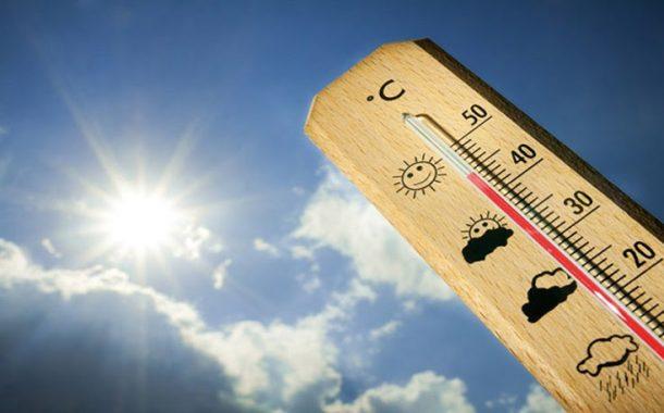 ارتفاع في درجات الحرارة بالدولة اليوم