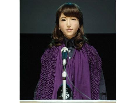 إيريكا .. « روبوت» لتقديم الأخبار في أبريل