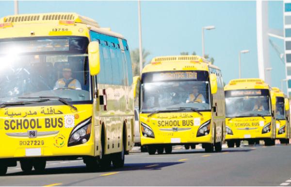 «الاتحادية للمواصلات» تعتمد الدليل الإرشادي للنقل المدرسي