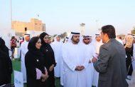 محمد بن حمد الشرقي يفتتح فعاليات شهر الإمارات للابتكار في الفجيرة